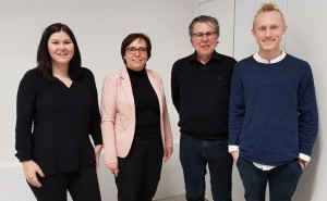 Tillväxt Fritiofssons med Axel Nilsson red